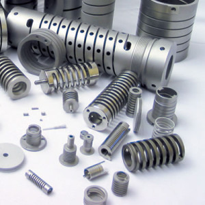 machined springs assortment